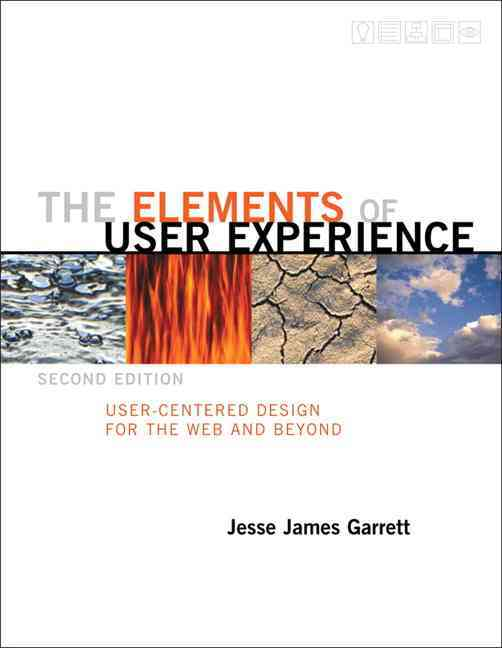 The Elements of User Experience By Garrett, Jesse James